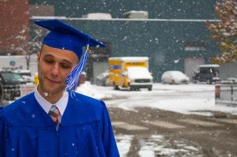 GVSU Graduation December 2016 - 10