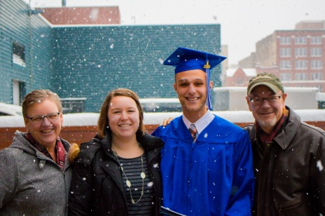 GVSU Graduation December 2016 - 5