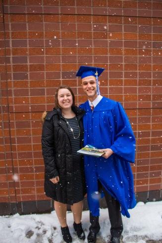 GVSU Graduation December 2016 - 6